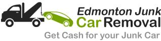 Junk Car Removal Company Logo